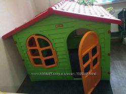 Большой игровой детский домик MochToys