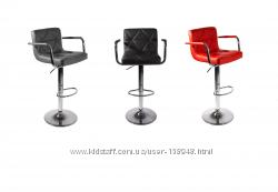 Барные кресла, барные стулья с подлокотниками