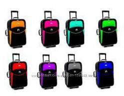 Маленький чемодан 55х40 см, 34 л