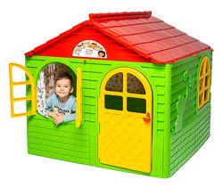 Большой детский домик ТМ Долони разные цвета