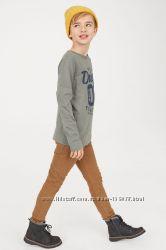 Хлопковые брюки для подростков от 11 до 16 лет