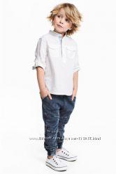 Джоггерсы, штанишки на резинке, 6-7лет