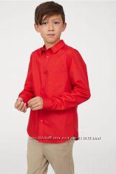 Рубашки брендовые, 10-15лет