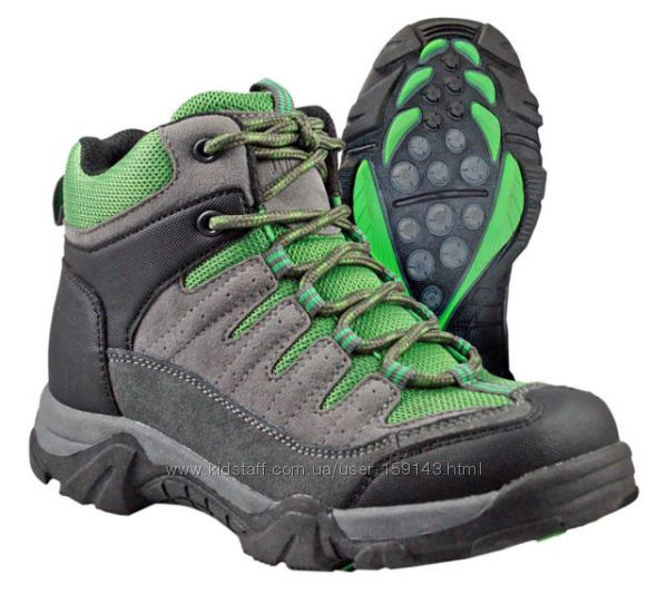 Youths&acute Itasca Bridgeport 5 inch Mid Hiker. Деми ботинки р-р 3