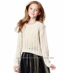 Красивый свитер. В наличии р-р XS 5-6