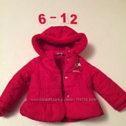 Продам курточку для девочки 6-12мес