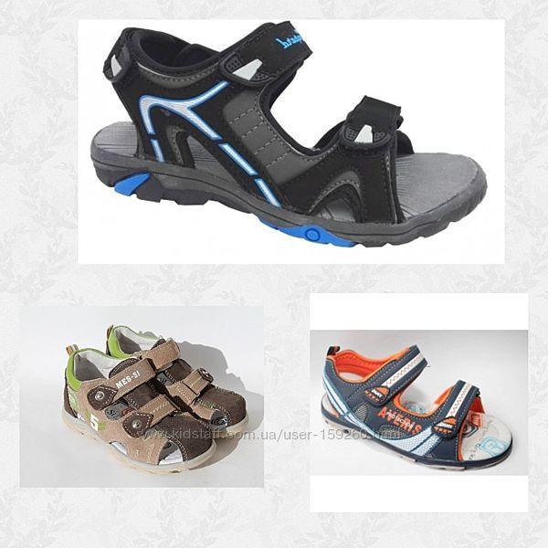 Разные модели--р. 21-36. Босоножки, сандалии Мальчикам. Цены снижены до Опт