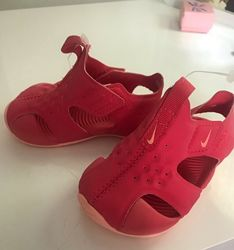 Аквашузы сандали Nike Sunray 12см