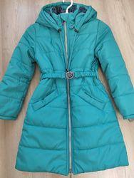 Продам пальто 134 розмір