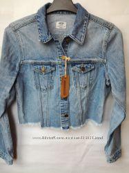 Оригинальные джинсовые  курточки пиджаки Сross Jeans. Качество. М, Л