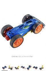 Hot Wheels Большая гипермашинка-трансформер Турбоскорость Speed Winders Twi
