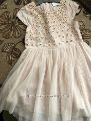 Красивое нарядное платье Next