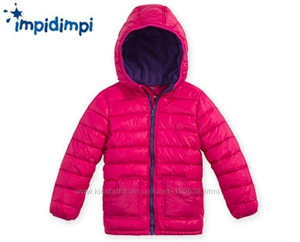 Куртка еврозима Impidimpi 2-3 года