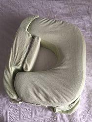 Подушка для кормления двойни или близнецов