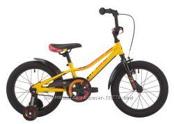 Детский велосипед Pride Flash 16 дюймов, рост 95-115см