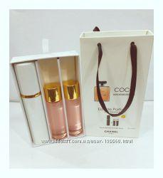 Chanel Coco Mademoiselle 3x15 ml Подарочный набор