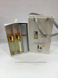 Chanel Egoiste Platinum 3x15 ml Подарочный набор