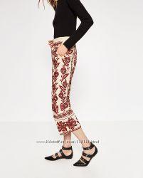 Шикарные брюки Zara Испания
