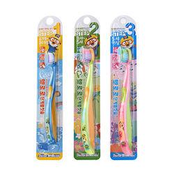 Детская зубная щетка Pororo Toothbrush Step 2 от 3-х до 5-ти лет