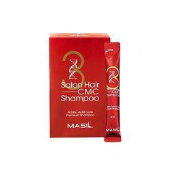 Восстанавливающий профессиональный шампунь Masil 3 Salon Hair CMC Shampoo