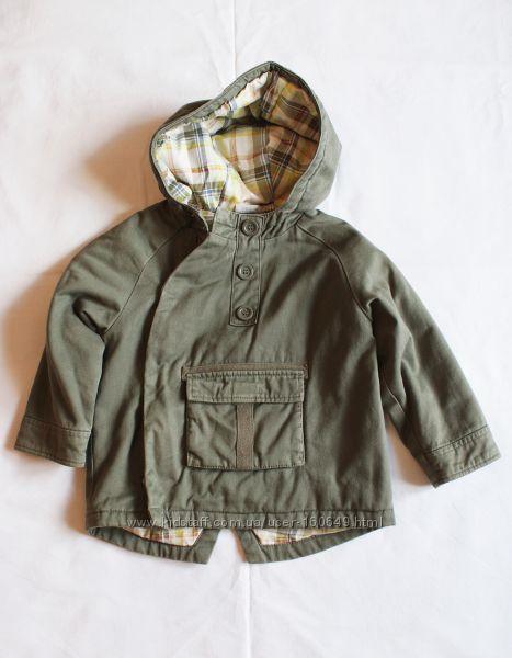 Стильная куртка-ветровка Miniclub 92-98р