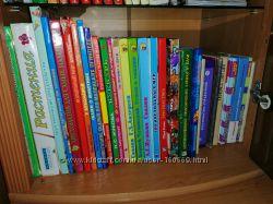 Разные книги для детей