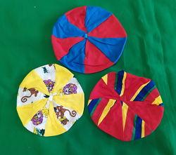 Береты, шапочки и чепчики для малышей