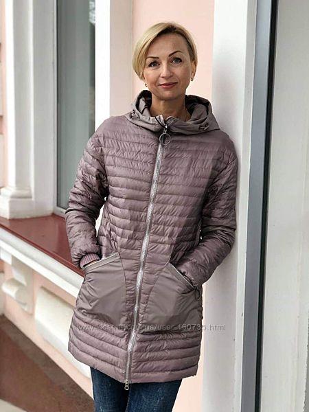 Sale Демисезонное пальто Snow Image на био/пухе.