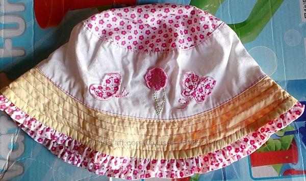 Детская панамка ТМ Topolino, 50 размер