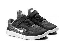 Размер 22 стелька 12см Кроссовки на удобной липучке и резинке Nike