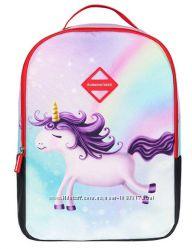 Рюкзак школьный с единорогом.