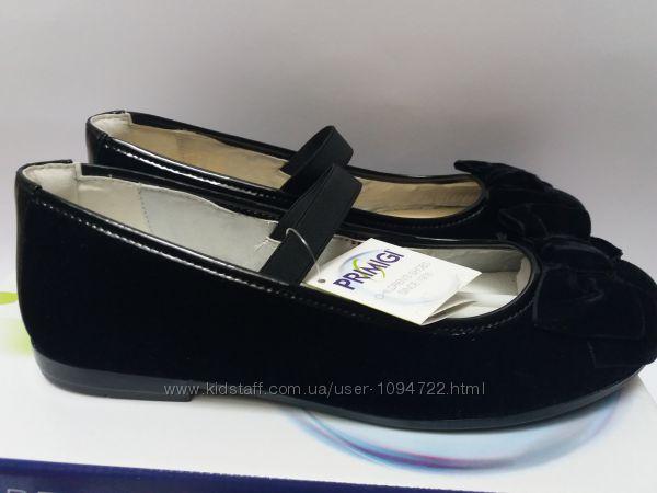 Primigi Италия нарядные туфли. Стелька 24. 7. Шикарные