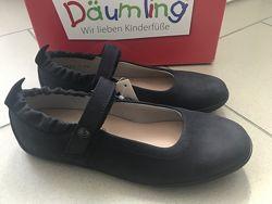 Daumling Германия супер комфортные туфли. размер 38