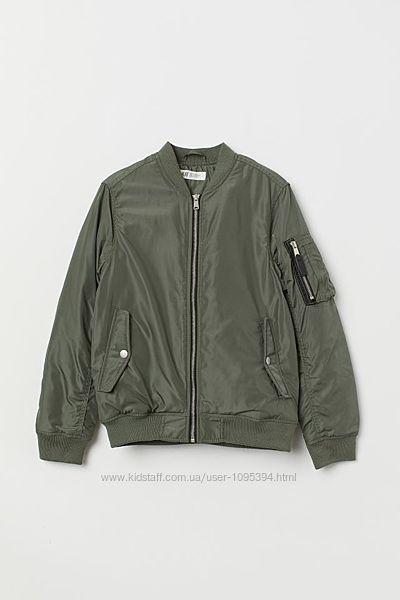 Куртка бомбер Н М