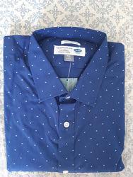 Рубашка мужская Old Navy р. XXL