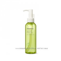 Гидрофильное масло Innisfree Apple Seed Cleansing Oil, 150ml