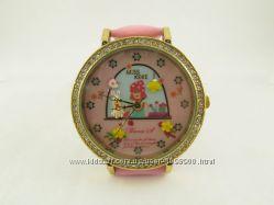 Часы женские Marie с объемным украшением