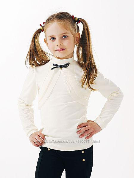 Блузы школьные ТМ Смил для девочек