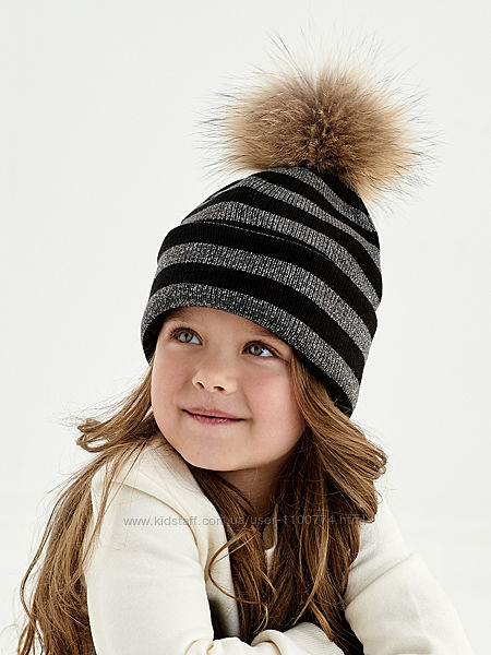 Зимние шапки для девочек Dembohouse, Broel
