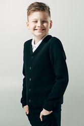 Школьные пиджаки для мальчиков ТМ Смил