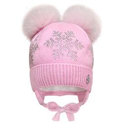 Зимние шапки для малышей David&acutes Star