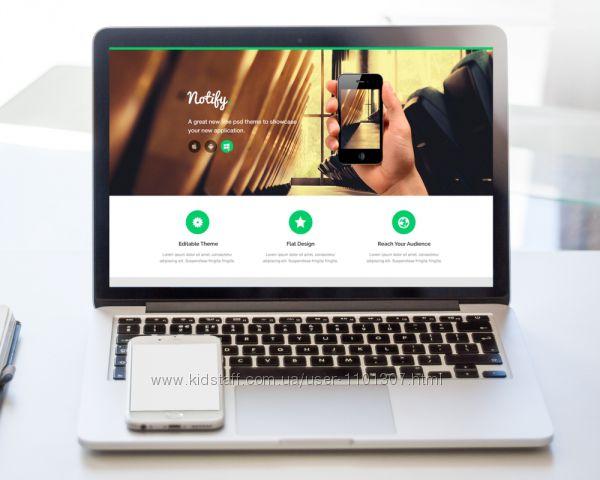 Создам лендинг, интернет-магазин на Тilda