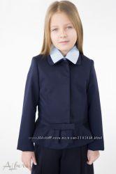 Школьный костюм на девочку, Жакет Albero Mevis, Бриллиант Р-ры 122- 158