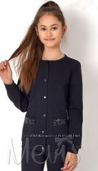 Жакет бомбер кофта школьная форма на девочку Размеры 122- 152