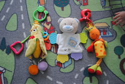 игрушки TinyLove