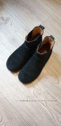 Демисезонные замшевые ботиночки 34 р, FRODDO