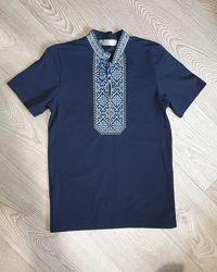 Вишиванка-футболка, ріст 140,