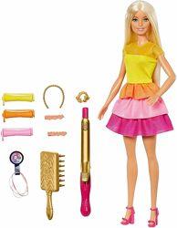 Кукла Барби Роскошные локоны Barbie Ultimate Curls Doll, Blonde GBK24