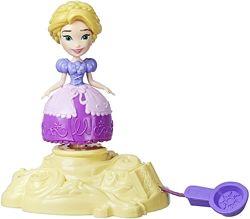 Игровой набор Принцессы Дисней Танцующая Рапунцель Hasbro E0243/E0067 кукла
