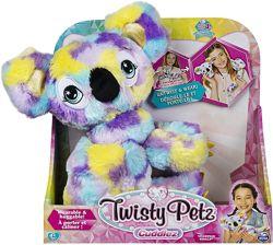 Плюшевая коала игрушка-трансформер браслет Twisty Petz Cuddlez Fluffzie